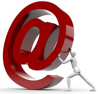 Husk at medsende din gamle emailadresse, hvis du vil hjælpe modtageren